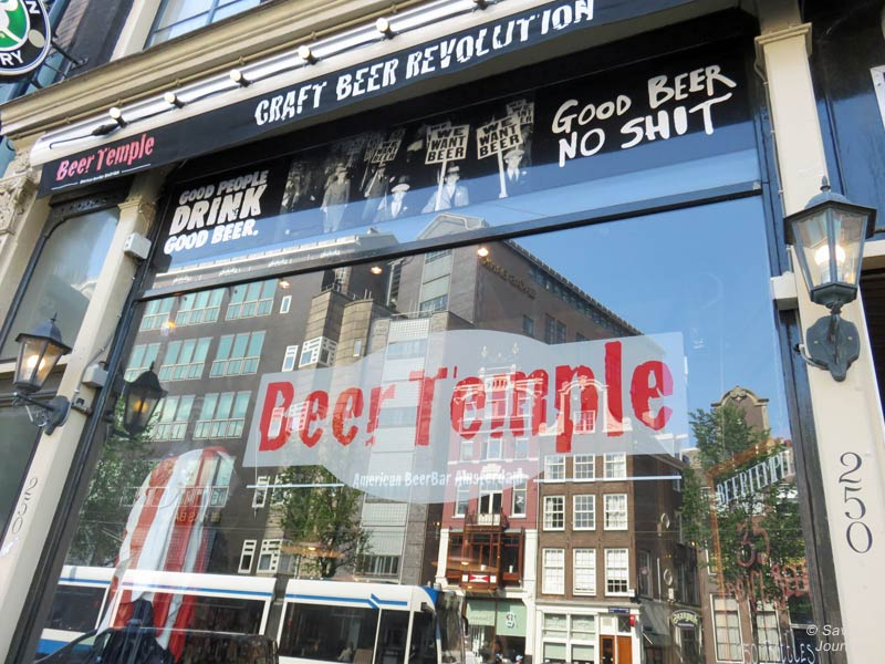 BeerTemple in Amsterdam