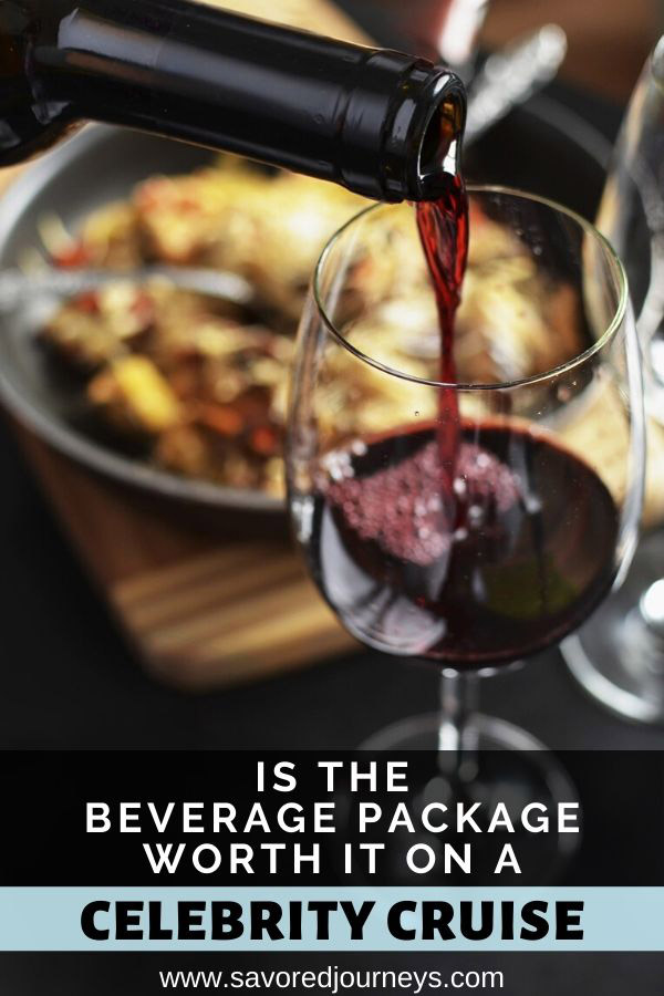 is a beverage package worth it on a cruise