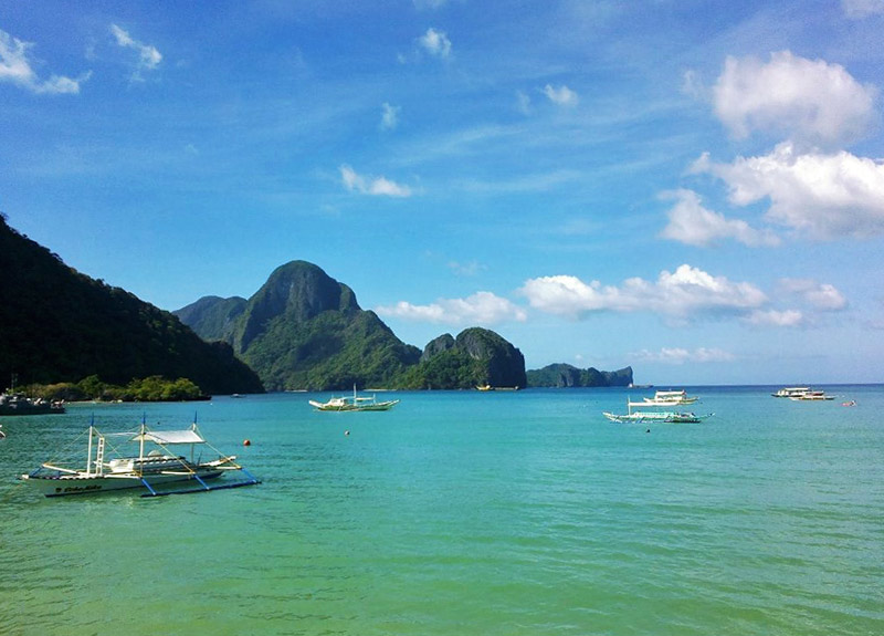 El Nido, Philippines (Photo by Anne Apostol)