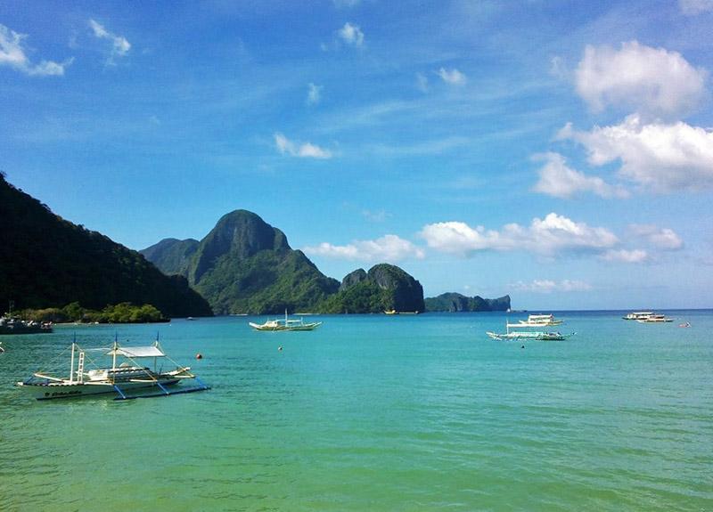 El Nido, Philippines (Photo by Anne Apostol)