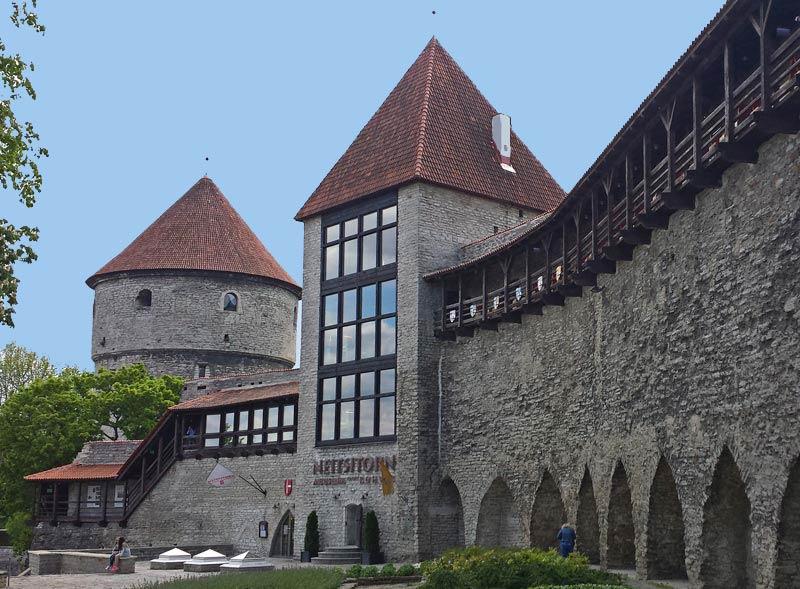 Estonia's Upper Town