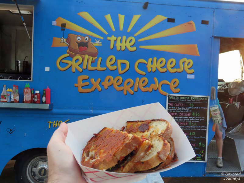 The Grilled Cheese Experience