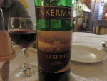 Inkerman wine from Crimea