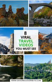 viral travel videos