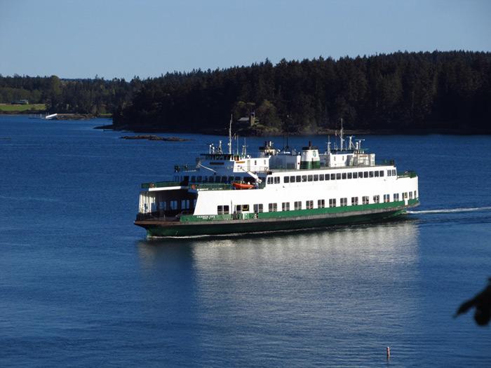 Where Do You Get Ferry To Orcas Island