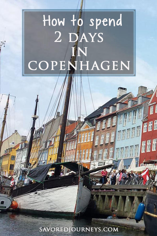 How to spend 2 days in Copenhagen. See all the fun things to do in this great city.