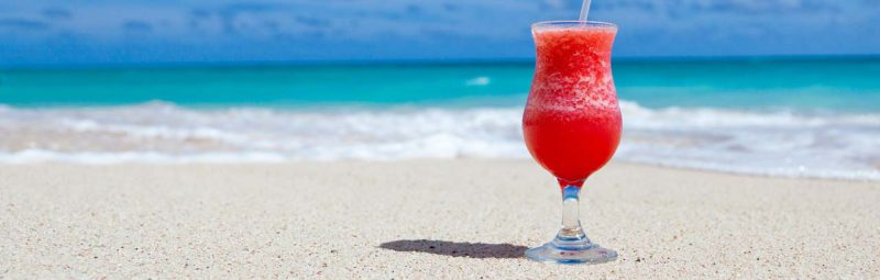 Best beach drinks to order at all inclusive resorts