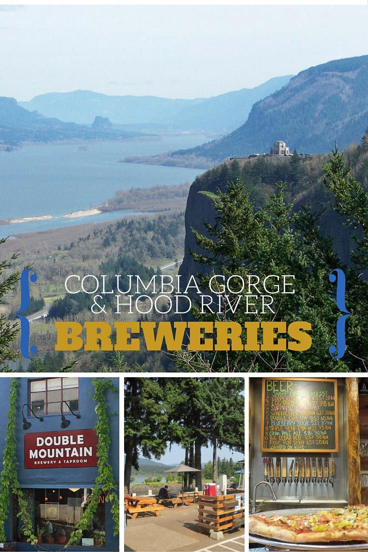 Columbia Gorge & Hood River Breweries