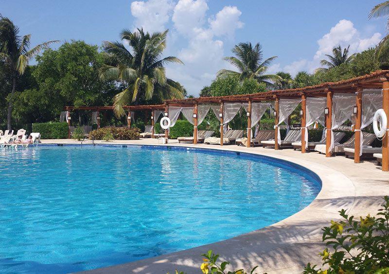 Valentin Imperial Maya Resort in Playa de Secreto, Mexico