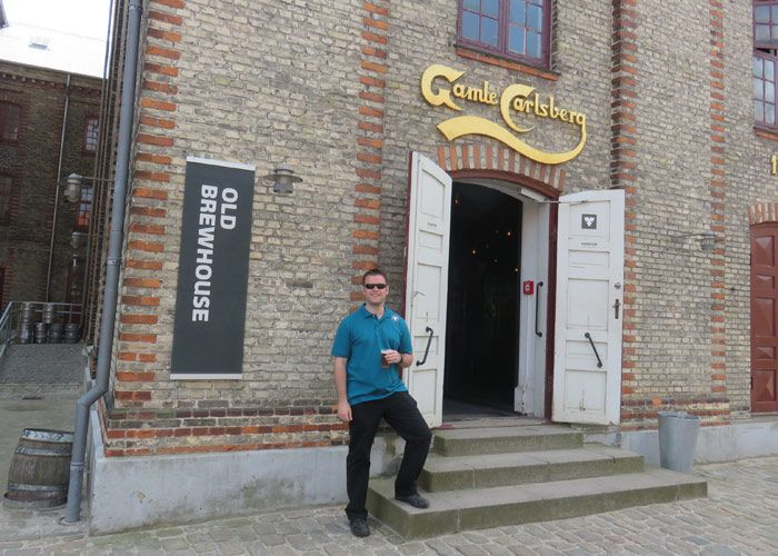 Visit the Carlsberg Brewery