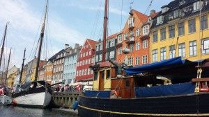 Nyhavn - be sure to visit during your 2 days in Copenhagen