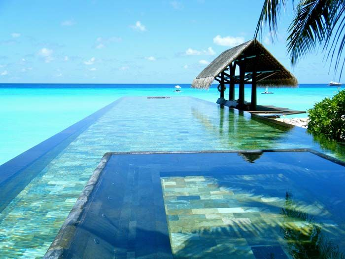 The One & Only Resort Reethi Rah in the Maldives