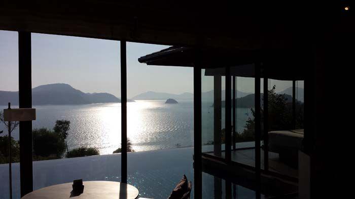 Pool Villa at Sri Panwa Resort in Cape Panwa, Phuket, Thailand