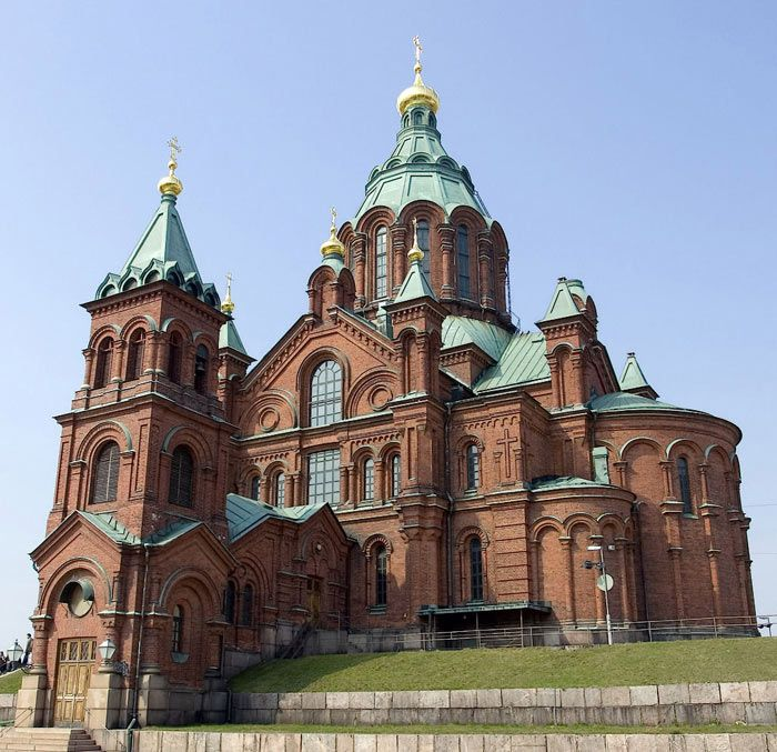 Uspensky Orthodox Cathedral