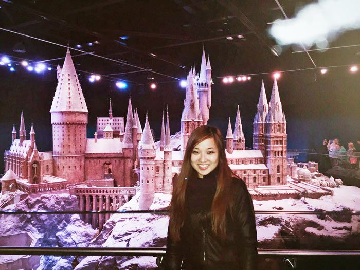 Making of Harry Potter at Warner Bros. Studios in London