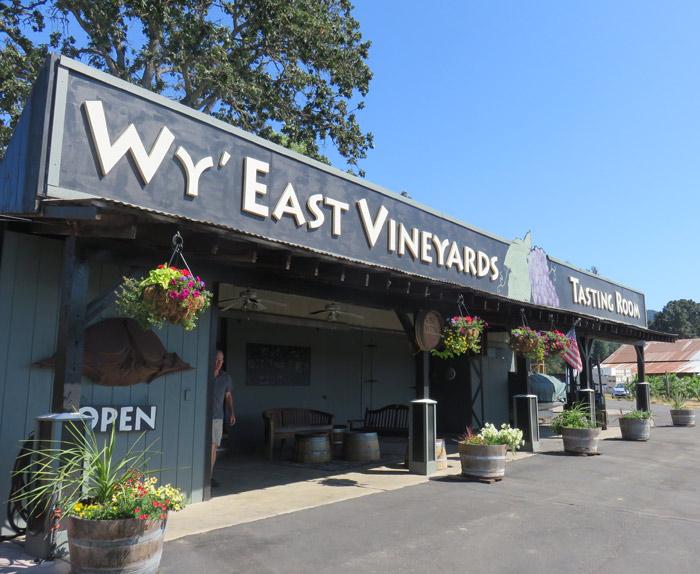 Wy'east Vineyards & Winery