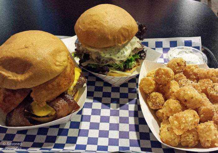 Blue Moon Specialty Burgers