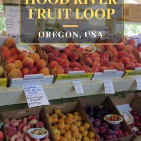 Hood River Fruit Loop
