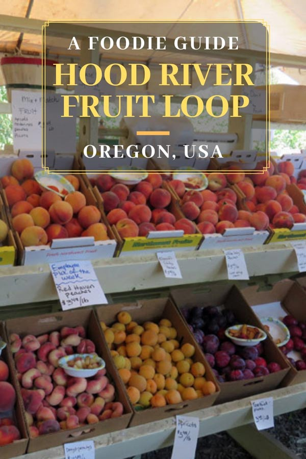 Hood River Fruit Loop