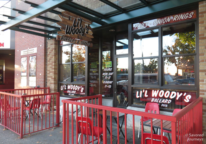 Lil' Woody's in Ballard