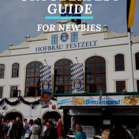 Your guide to Oktoberfest in Munich for newbies