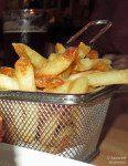 8oz Burger's fries