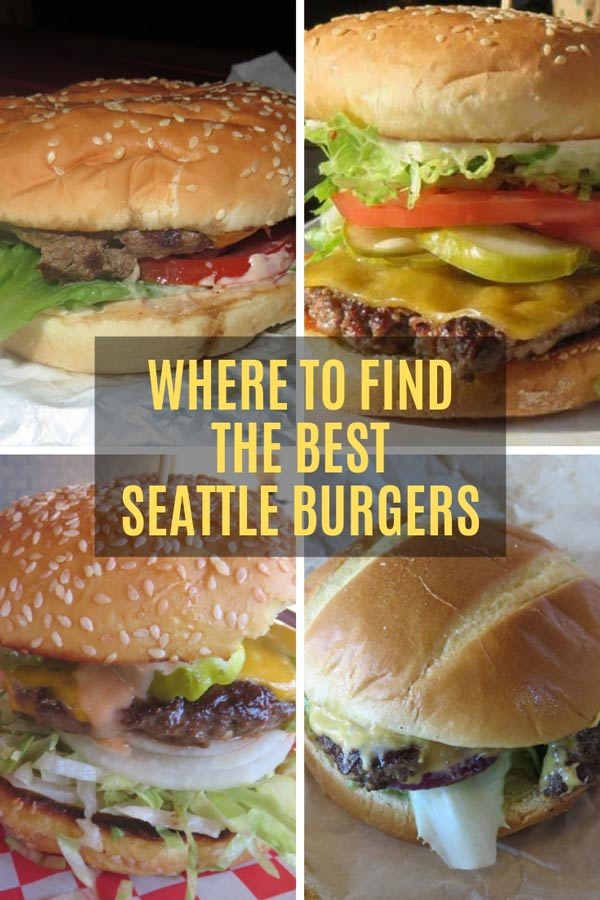 Best Seattle Burgers