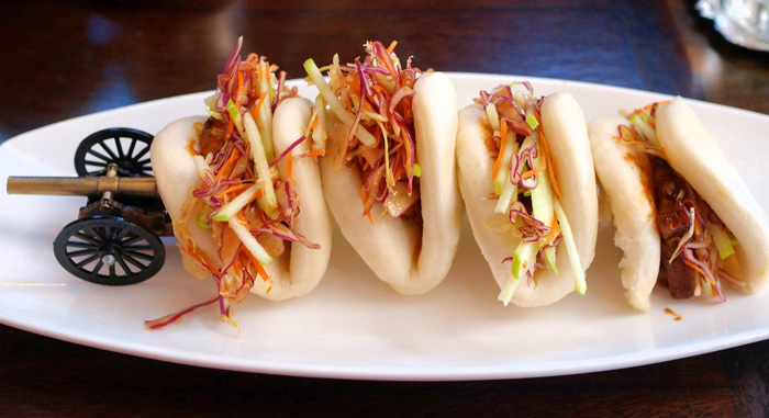 Canon's Pork Belly Buns