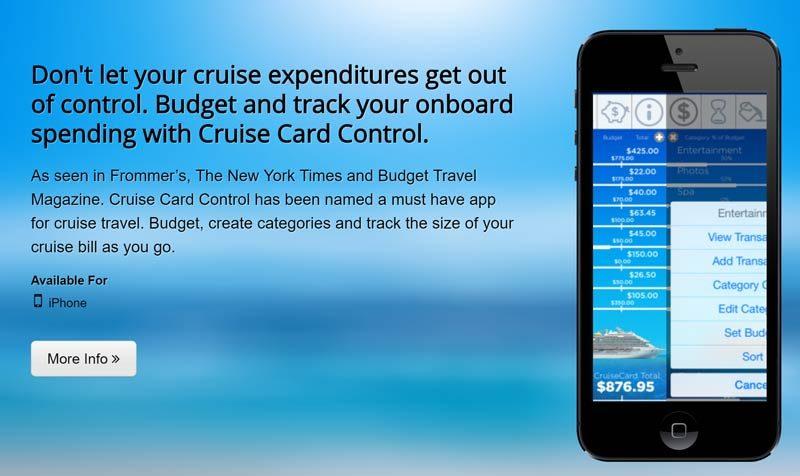 cruise card control