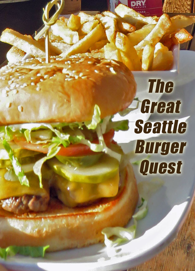 The Great Seattle Burger Quest