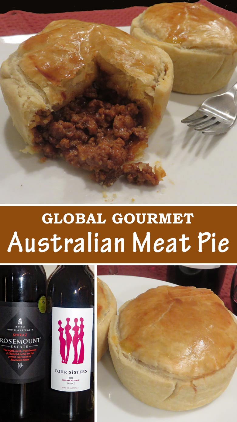 Global Gourmet: How to make Australian Meat Pie at home