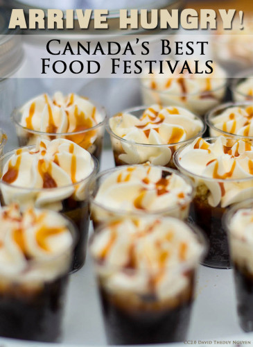 Canada's best food festivals