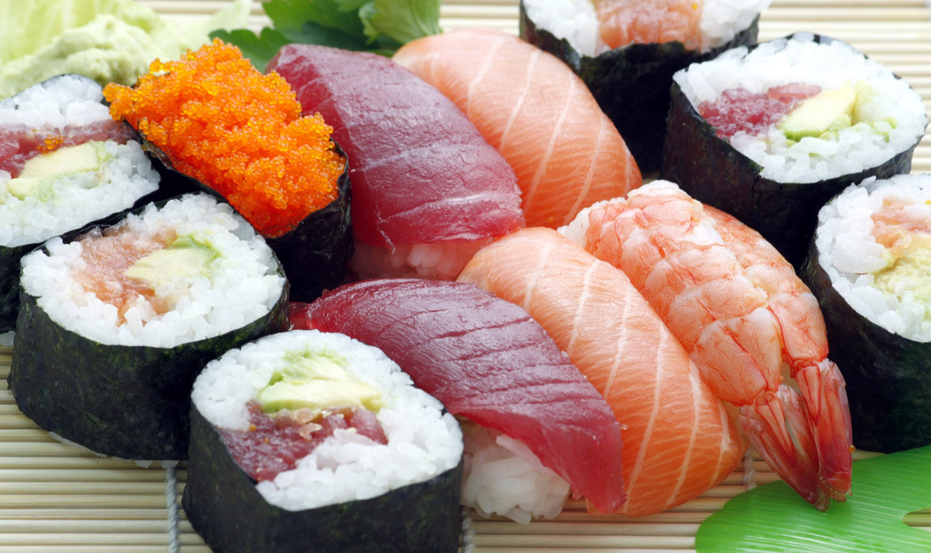 Sushi - 101 Dishes to Travel the World For