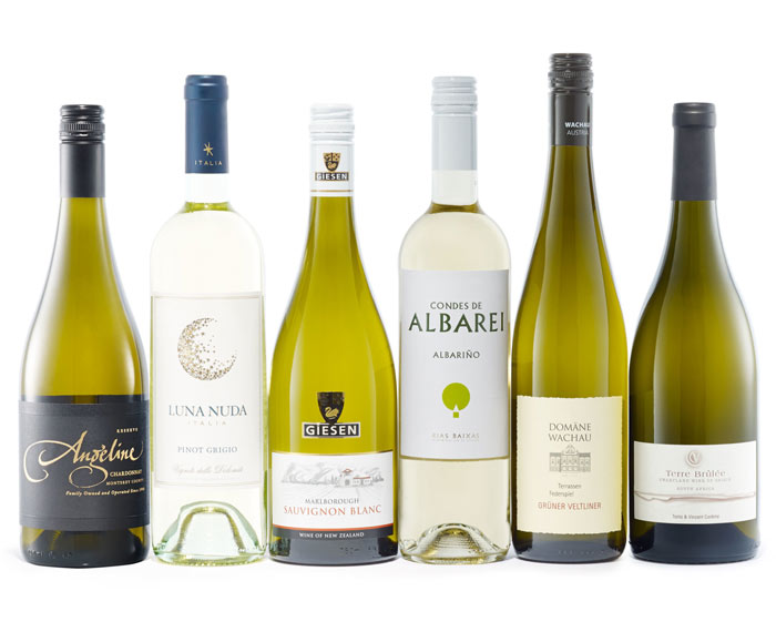 Quintessential White Wine Collection from Wine.com