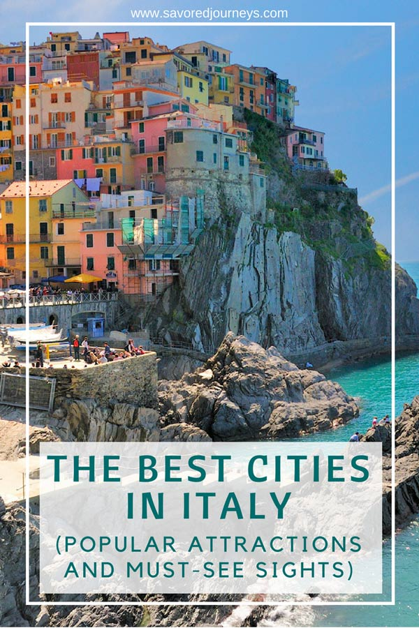 Here are 10 of the best cities in Italy to explore, along with the top sights to see in each city.