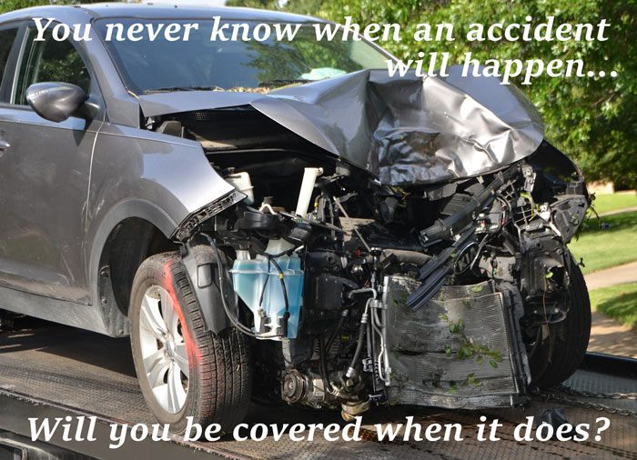 Travel medical insurance will cover you in case of an accident while on vacation.