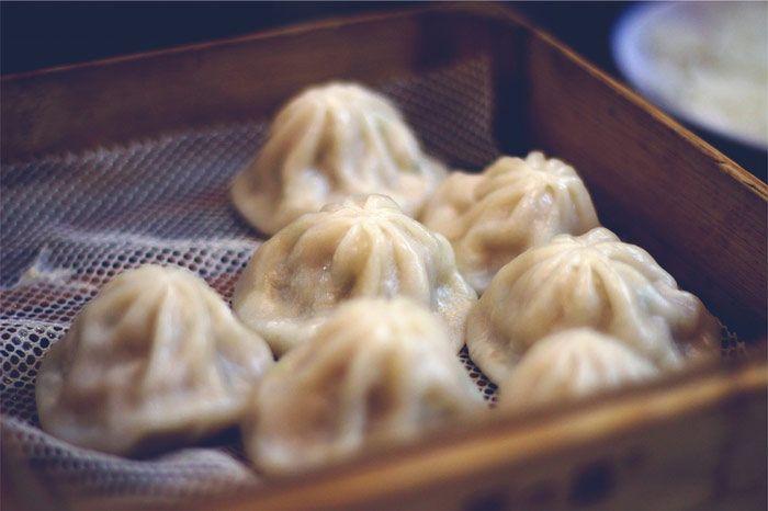 Dim Sum dumplings