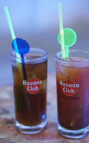 Havana Club Rum is the top-selling rum of Cuba