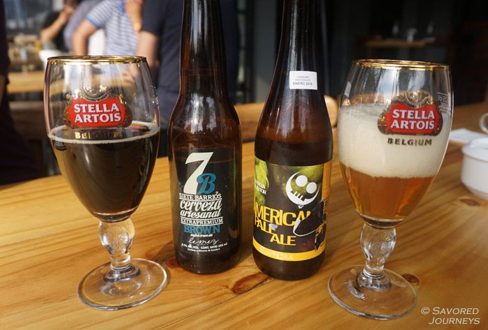Mexico now has a good number of micro breweries