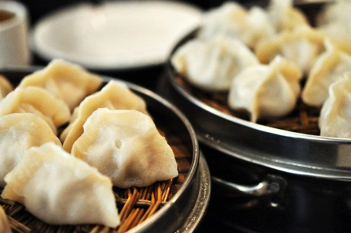 Qing Hua Dumplings soup-filled dumplings