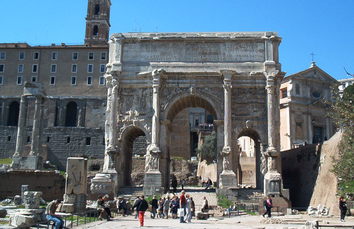 The Roman Forum is one of the most fascinating attractions in Rome.