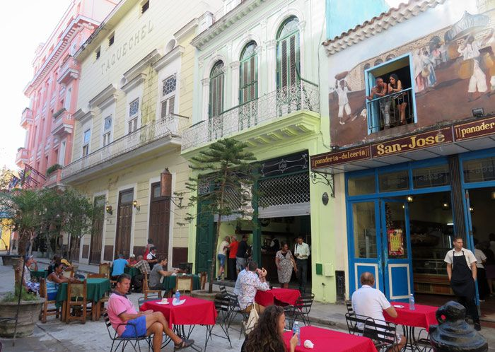 Visit Old Havana now while it still exudes the old charm and culture it is best known for