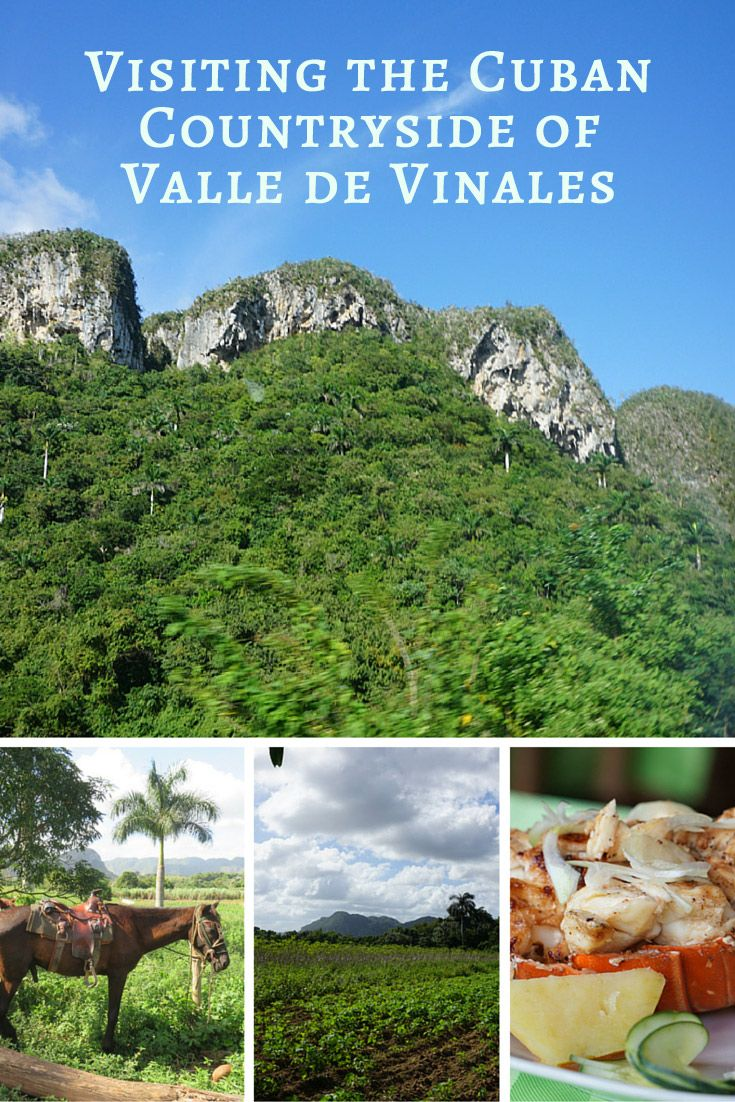 Visiting the Cuban Countryside of Valle de Vinales in Cuba