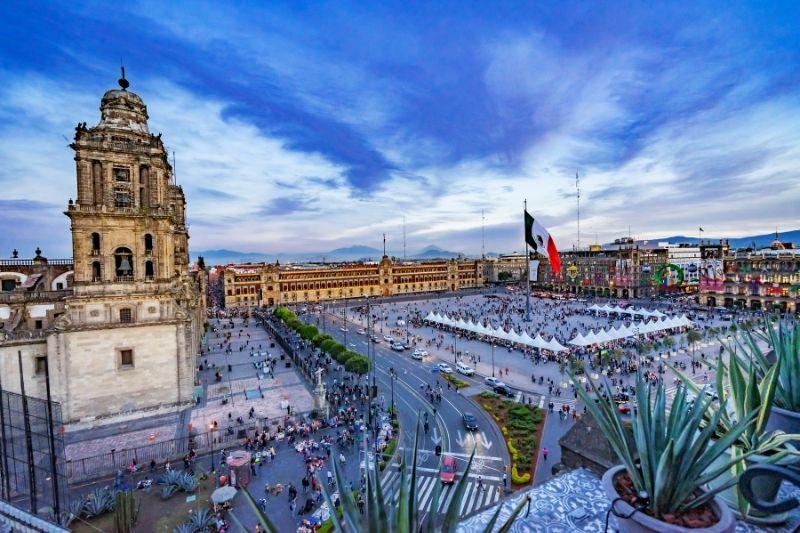 Mexico City Street View