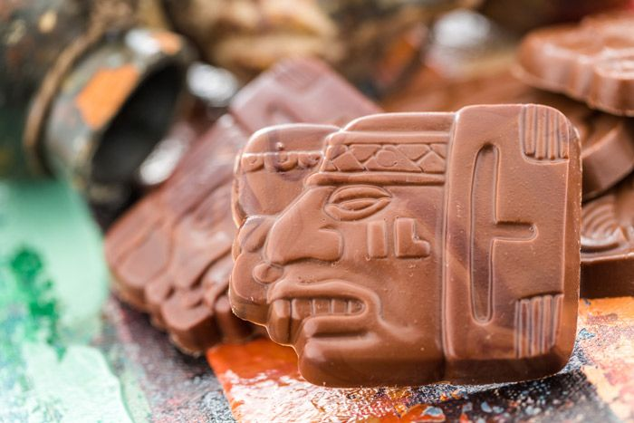 Mexico is well known for its chocolate.