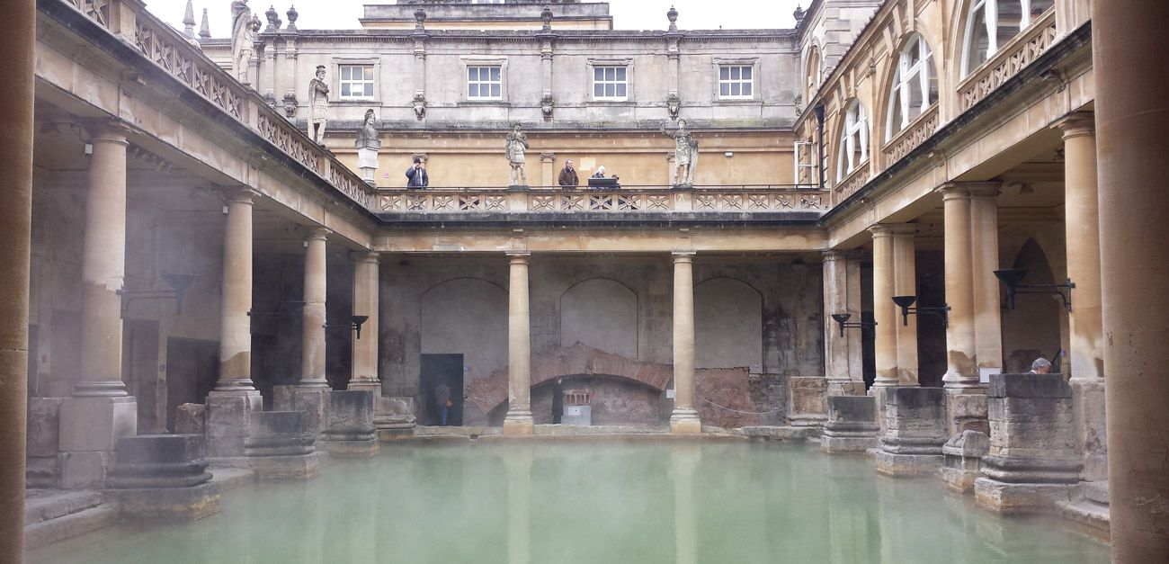 roman baths Bioprospecting the thermal waters of the roman baths: isolation of oleaginous  species and analysis of the fame profile for biodiesel.