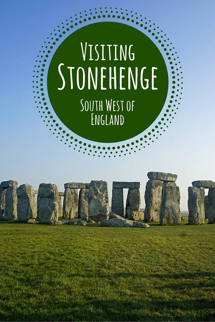 Visiting Stonehenge in the South West of England