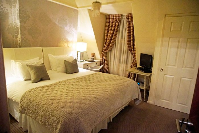 The rooms at Brooks Guesthouse