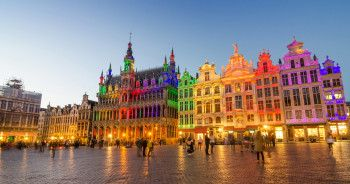 Brussels is a very photogenic city!