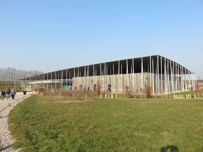 Stonehenge Visitor Center